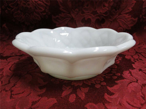 Imperial Glass Heavy Grape Milkglass: Fruit Bowl 5""