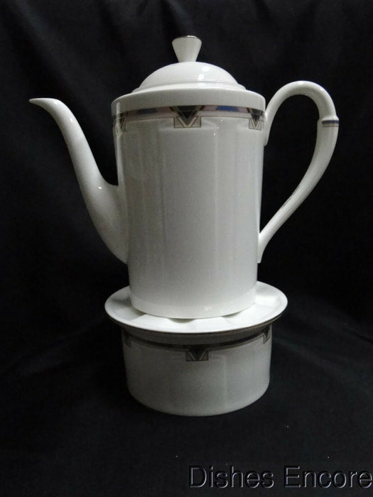 Villeroy & Boch Park Avenue, Paloma Picasso: Warmer Stand for Coffee Pot/Teapot