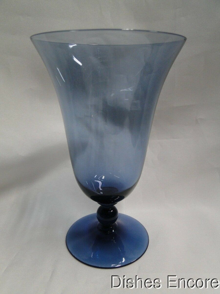 Imperial Candlewick 3400 Blue Ultra: Iced Tea Goblet 6 1/2""