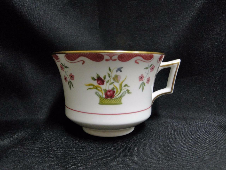 "Wedgwood Bianca, Williamsburg, Flower Basket: 2 5/8"" Cup (s) Only -  No Saucer"