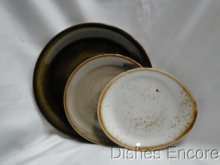 Steelite Performance Craft, England: NEW Porcini (Beige), Bread Plate 6""