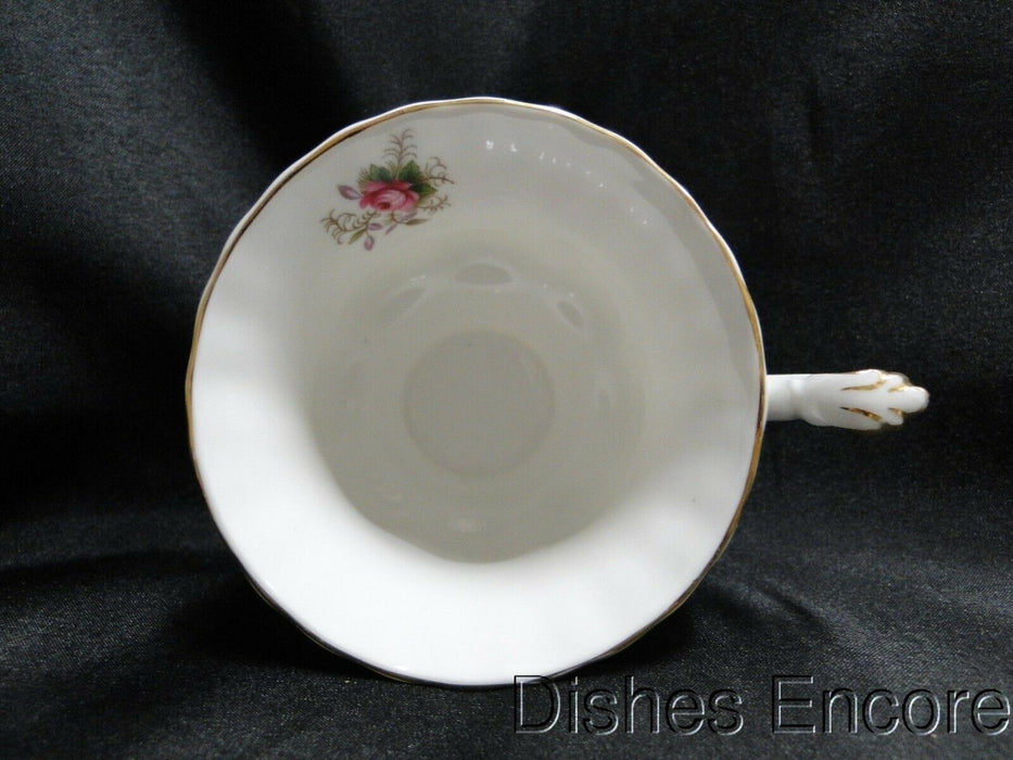 "Royal Albert Lavender Rose, Pink Roses: Cup & Saucer Set (s), 2 7/8"" Tall"