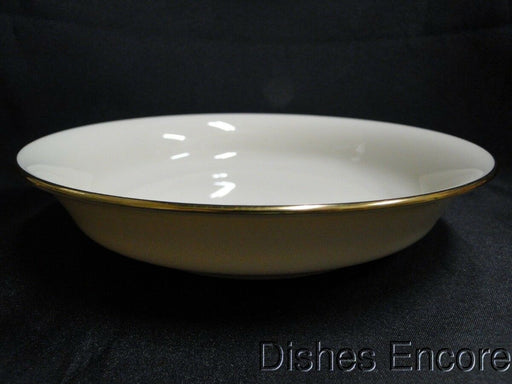 Lenox Hayworth, Ivory w/ Gold Verge & Trim: Coupe Soup Bowl (s) 7 5/8""
