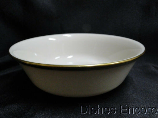Lenox Eternal, Ivory with Gold Trim: Soup / Cereal Bowl (s) 6 1/4""