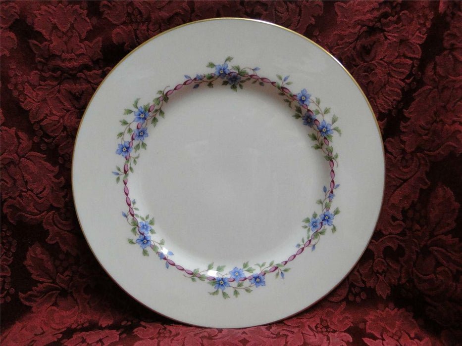 Lenox Belvidere, Cream with Blue Flowers: Dinner Plate (s)