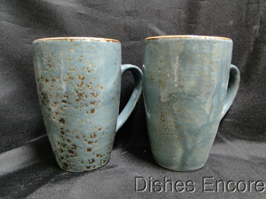 Steelite Performance Craft, England: NEW Blue Quench Mug (s), 12 oz, 4 3/4""