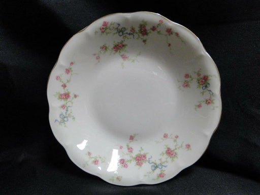 Haviland (New York) Rosanne Pink Roses, Gold Trim: Coupe Soup Bowl (s) 7 1/2""
