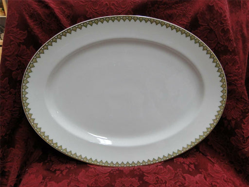 Haviland The Monaco: Oval Platter 16""
