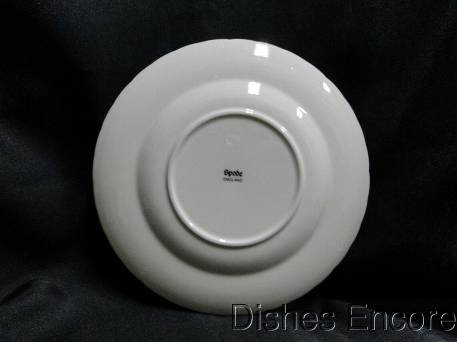 Spode Jewel, Cream w/ Embossed Circles & Dots: Bread Plate (s), 6 1/4""