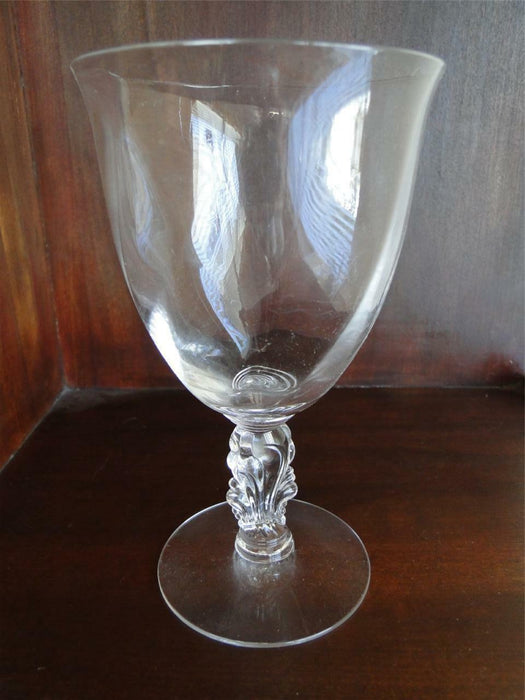 Heisey Waverly: Water or Wine Goblet  6""
