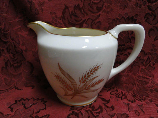Lenox Harvest (Gold Wheat): Cream Pitcher 3 3/4""