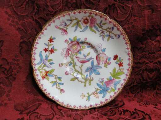 "Royal Doulton Ito Scalloped: Bird Floral Saucer (s) Only 5.75"", No Cup, Fading"