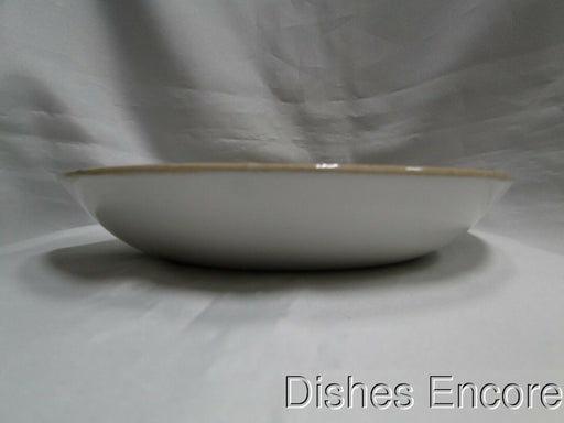 Steelite Craft, England: NEW Porcini (Beige) Coupe Bowl (s), 8 1/2""