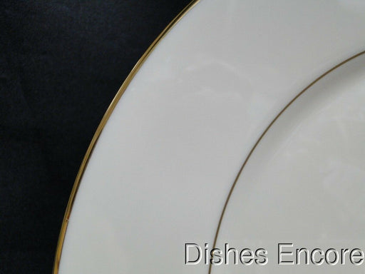 Lenox Hayworth, Ivory w/ Gold Verge & Trim: Dinner Plate (s) 10 3/4""