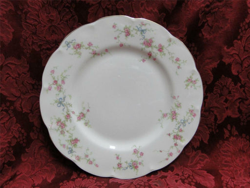 Haviland (New York) Rosanne Gold Trim: Dinner Plate (s) 9 3/4""