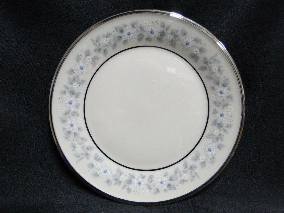 Lenox Windsong, White Flowers, Platinum: Bread Plate (s) 6 1/2""