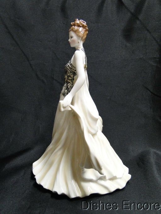 "Royal Worcester Figurine ""Grace"", 1999, Richard Moore, 9 1/2"", Certificate"