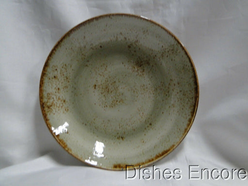 "Steelite Craft, England: NEW Green Coupe Bowl (s), 8 1/2"" x 1 1/2"", 27 oz"