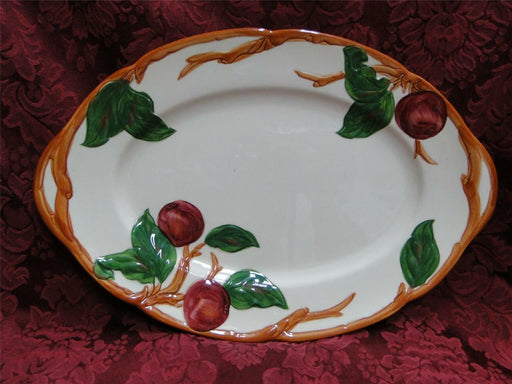 Franciscan Apple (USA): Oval Serving Platter 12 1/2""