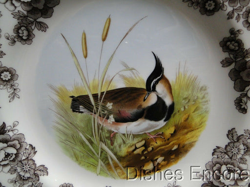 "Spode Woodland Lapwing Game Bird, England: NEW Dinner Plate (s), 10 3/4"", Box"