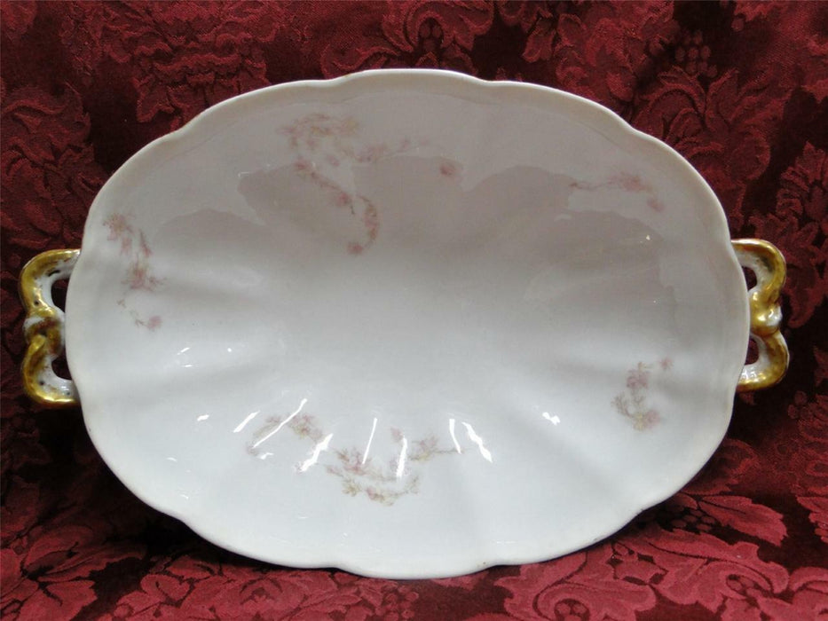 Haviland (Limoges) Schleiger 247d: Oval Covered Vegetable, No Lid