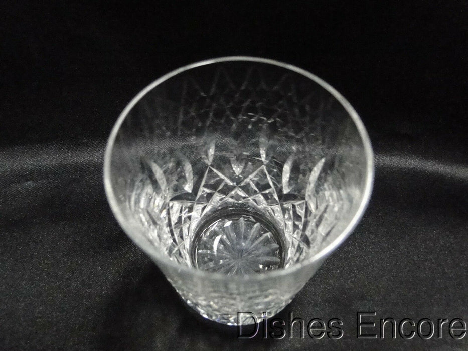 "Waterford Crystal Lismore: Flat Tumbler (s), 3 1/2"" Tall"