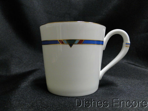 "Villeroy & Boch Park Avenue, Paloma Picasso: Cup & Saucer Set (s), 2 3/4"" Tall"