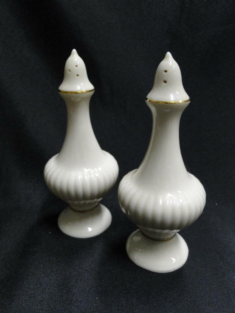 Lenox Essex Collection Gold Trim: Salt & Pepper Set