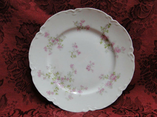 Haviland, Limoges Schleiger 29, Blank 1, Pink Flowers:Salad Plate (s) AS IS