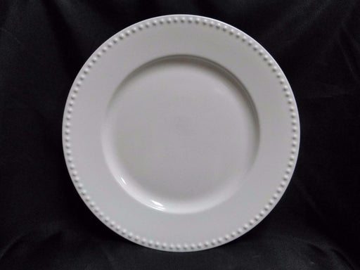 Dansk Rondure Rice, Japan, Solid White with Embossing: Dinner Plate (s) 10 7/8""