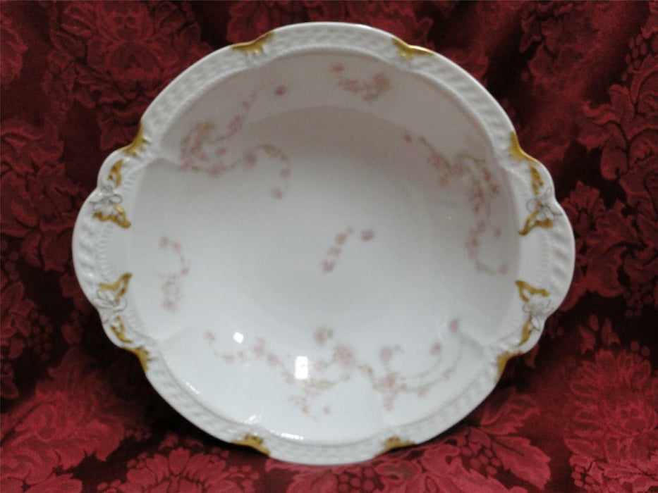 Haviland (Limoges) Schleiger 247d: Round Vegetable with Handles