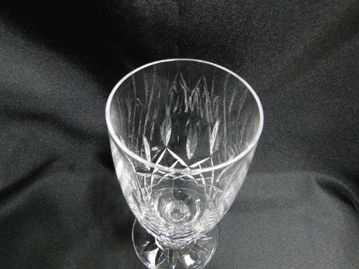 "Waterford Crystal Lismore: Footed Iced Tea / Iced Beverage (s), 6  3/8"" Tall"