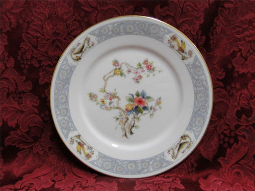 Oxford (Lenox) Ming Blossom, Ming Tree, Birds: Salad Plate (s), 8 1/4""