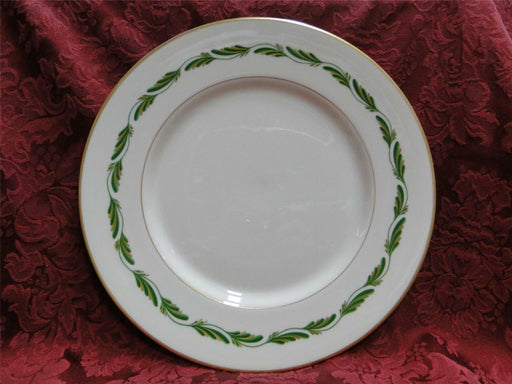 Franciscan Arcadia Green, Green/Gold Leaves: Dinner Plate (s) 10 3/4""