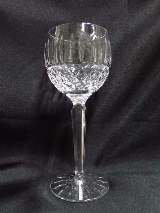 Waterford Crystal Maeve, Vertical & Criss Cross Cuts: Wine Hock (s), 7 3/8""