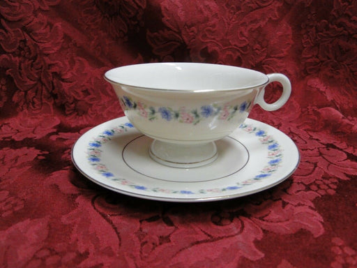 Haviland (New York) Pemberton: Cup and Saucer Set (s)