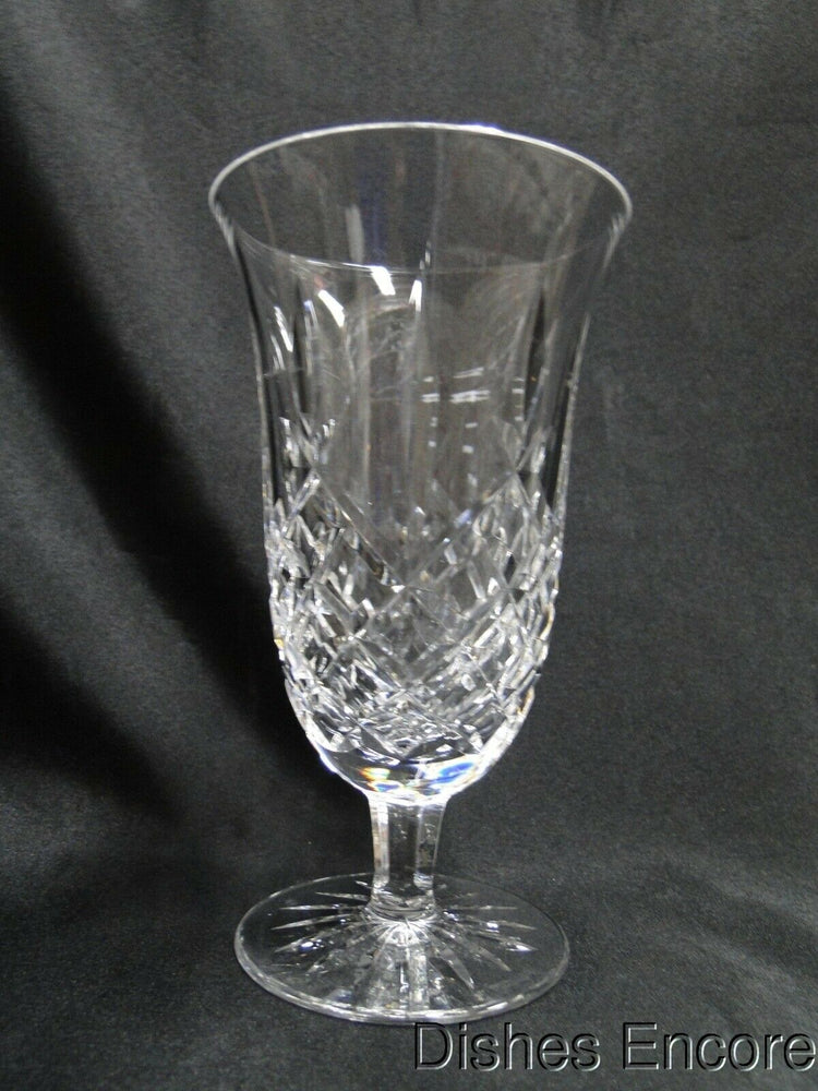 Waterford Crystal Araglin, Vertical & Criss Cross Cuts: Iced Tea (s), 6 1/2""