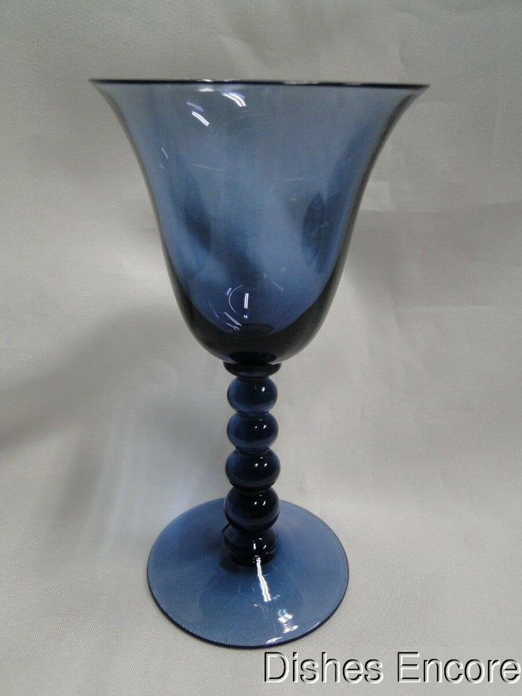 Imperial Candlewick 3400 Blue Ultra: Wine Goblet (s) 5 1/2""
