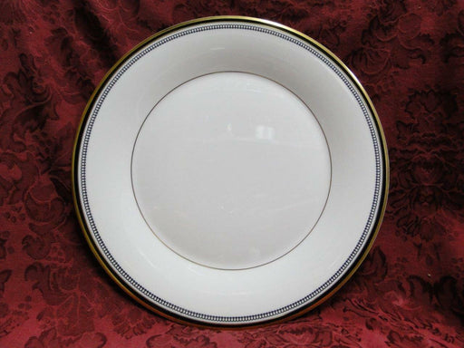 Royal Doulton Pavanne, White w/ Black Circles: Dinner Plate (s), 10 5/8""