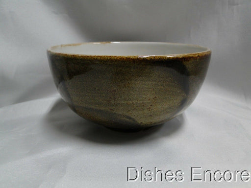 "Steelite Craft, England: NEW Brown Mandarin Bowl (s), 5"", 16 oz"