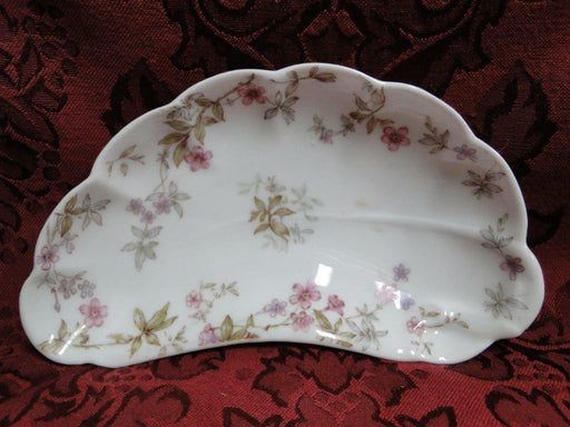 Haviland, Limoges Schleiger 81a, Pink, Blue,& Lavender Flowers: Side Plate (s)