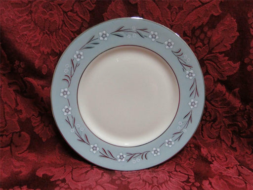 Franciscan Del Rio, Blue with Platinum (USA): Bread Plate (s) 6 1/4""