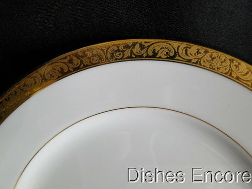 American Atelier Windsor Gold 5034, Fine China of Japan: Salad Plate (s) 8 1/4""