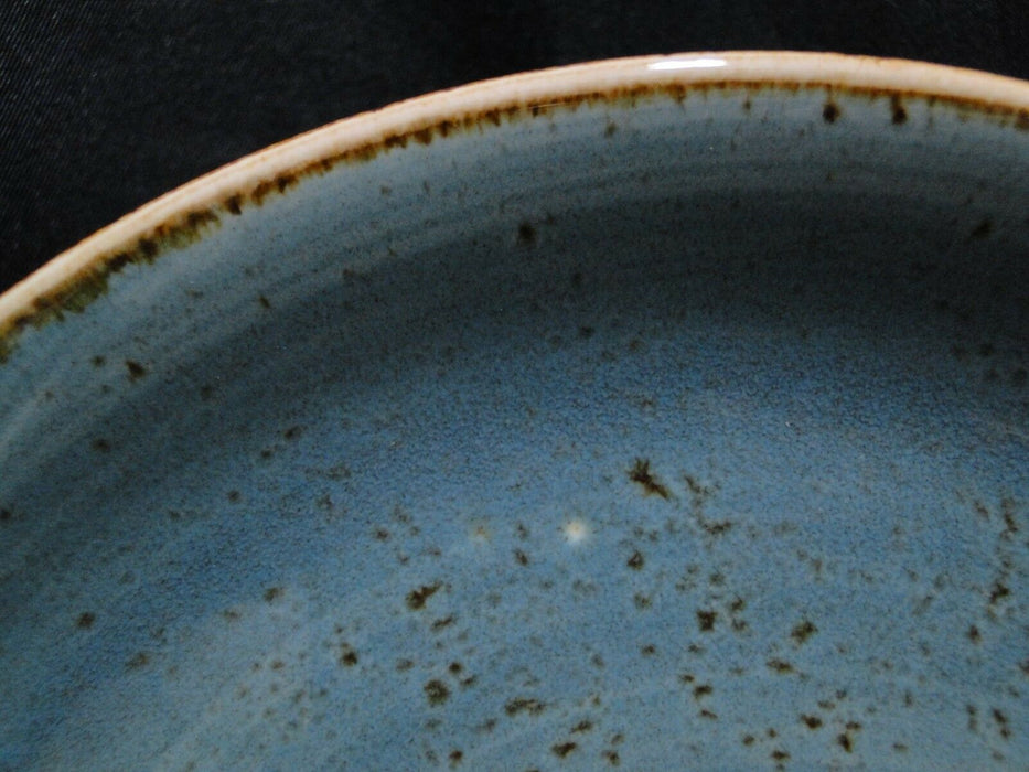 Steelite Craft, England: NEW Blue Coupe Salad Plate (s), 8""