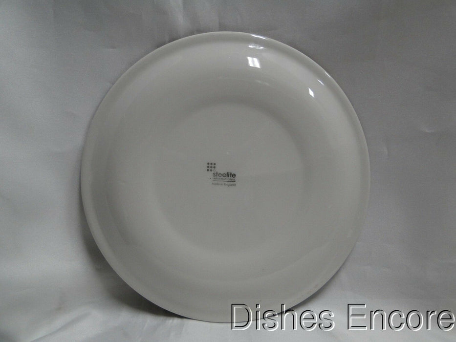 Steelite Craft, England: NEW Brown Coupe Salad Plate (s), 8""