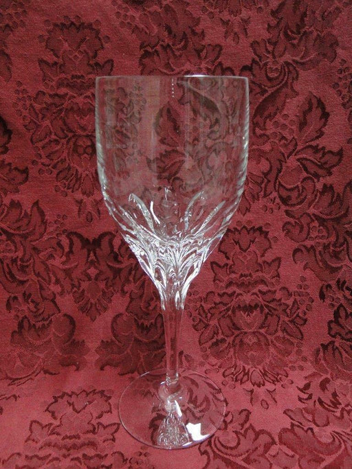 Gorham Diamond, Clear, Cut, No Trim, Pulled Base: Water Goblet (s) 8 3/8""
