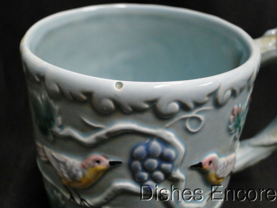The Haldon Group, Japan, Birds and Grapes: Mug (s) 3 1/2""
