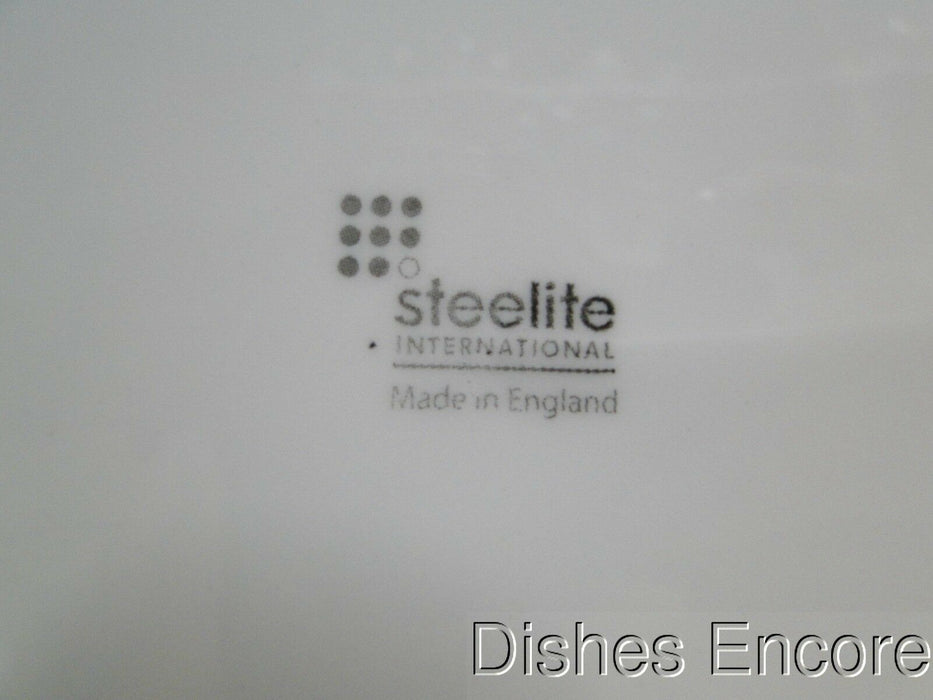 Steelite Performance Craft, England: NEW Brown Coupe Salad Plate (s), 8""