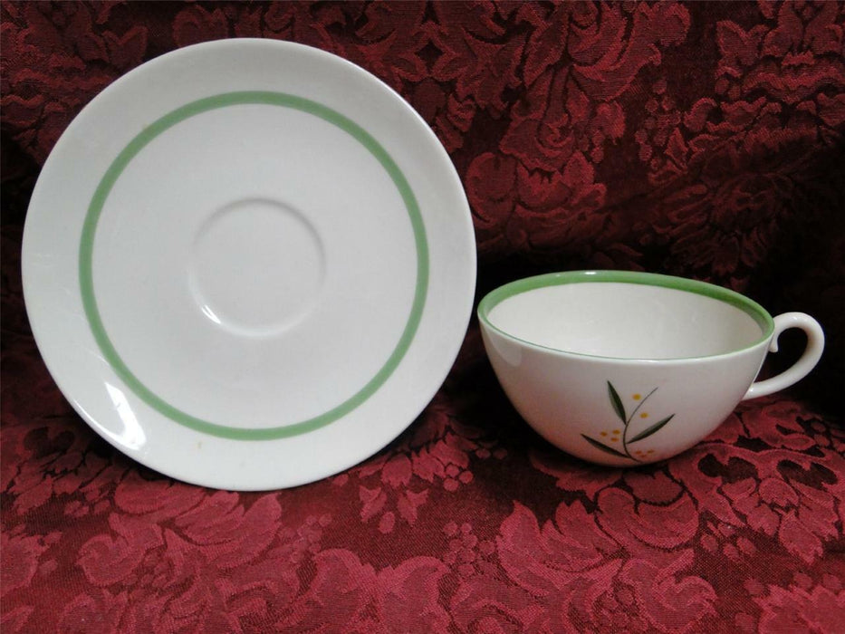 Franciscan Westwood (USA): Cup/Saucer Set (s)