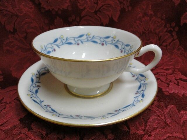 Lenox Arcadia: Cup and Saucer Set (s)